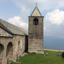 Swiss-Italian border, somewhere above 1600m